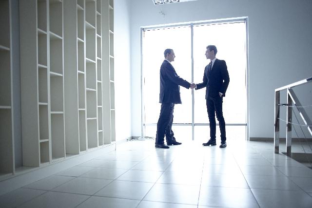 お客様が信頼している顧問税理士とタッグを組むことも可能!
