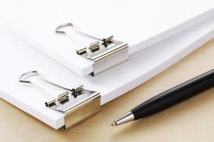 家族信託契約の必要書類写真